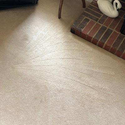 After-Blood on carpet